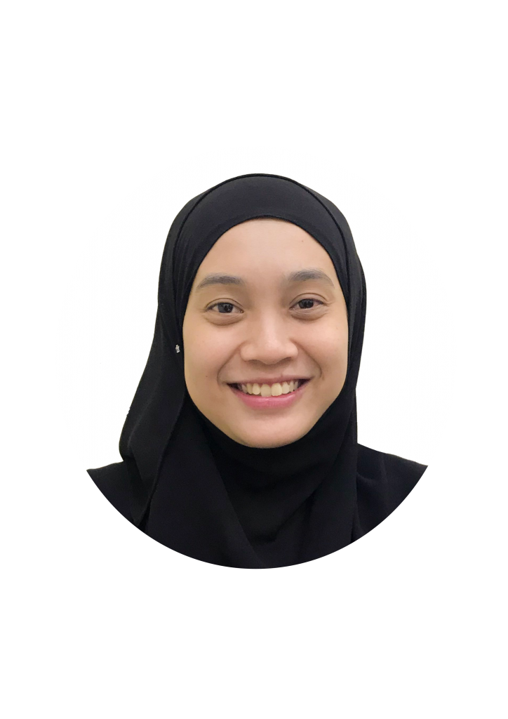 smiley face siti hawa is an admin of adda dental clinic johor bahru