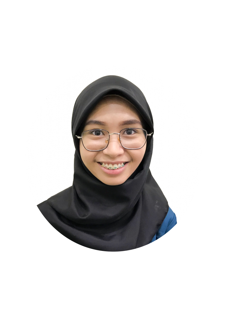 bella the leader of smiley team and works for adda dental clinic johor bahru