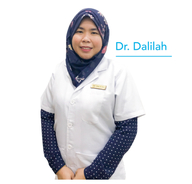 dr dalilah, is the major dentist in adda dental adda height